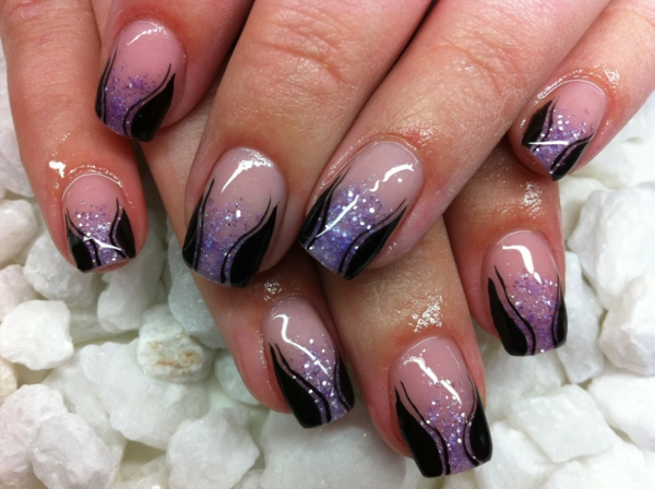 Winter Designs For Gel Nails