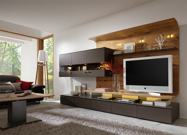wohnzimmerm bel holz modern neuesten design kollektionen f r die familien. Black Bedroom Furniture Sets. Home Design Ideas