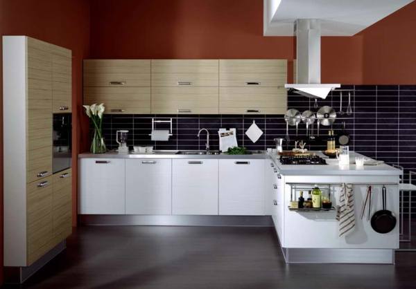 Glass Kitchen Cabinets Ideas