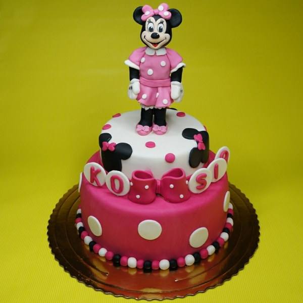 Image Result For Mickey Birthday Cake
