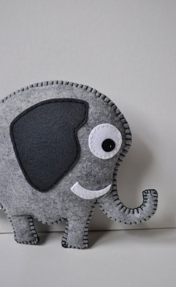 kissen design elephant graunuancen