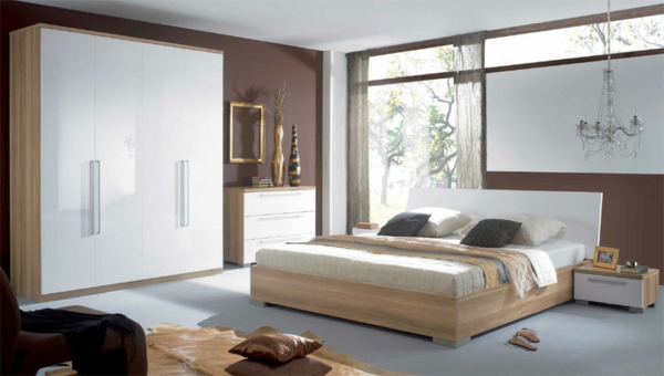 schlafzimmer beige wei modern design die neuesten innenarchitekturideen. Black Bedroom Furniture Sets. Home Design Ideas