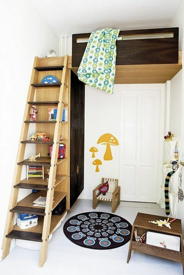spielbett ein traum f r die kinder inspirierende. Black Bedroom Furniture Sets. Home Design Ideas