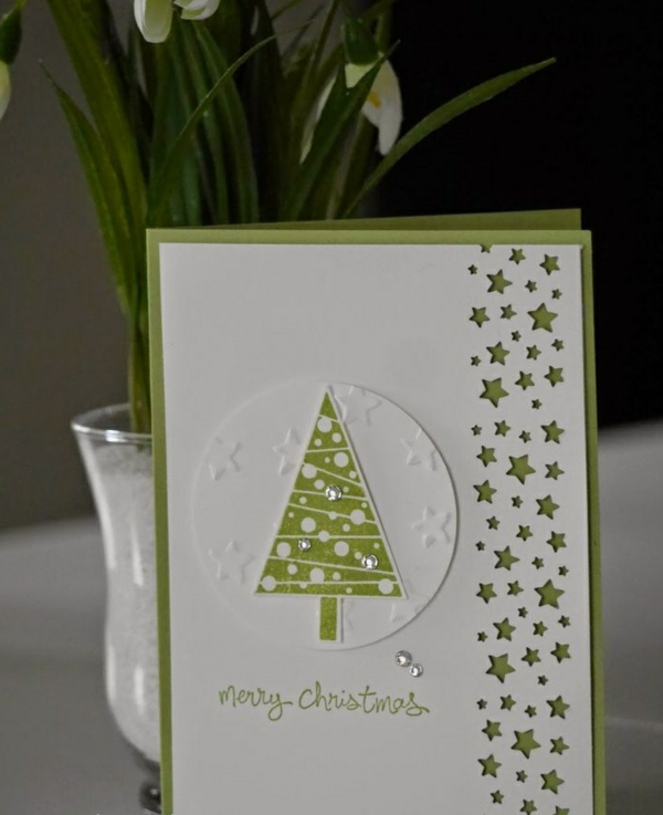 Do It Yourself Christmas Cards