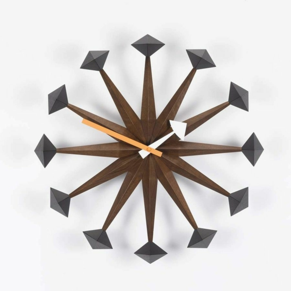 Wanduhr design tolle deko f r die wand for Wohnideen design