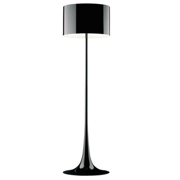 stehlampe modern. Black Bedroom Furniture Sets. Home Design Ideas