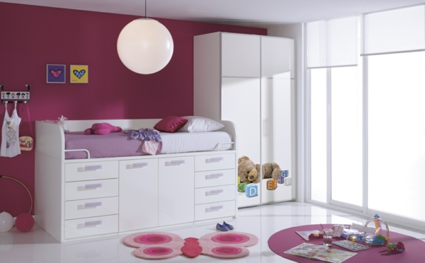 Bunk Size Pull Down Beds