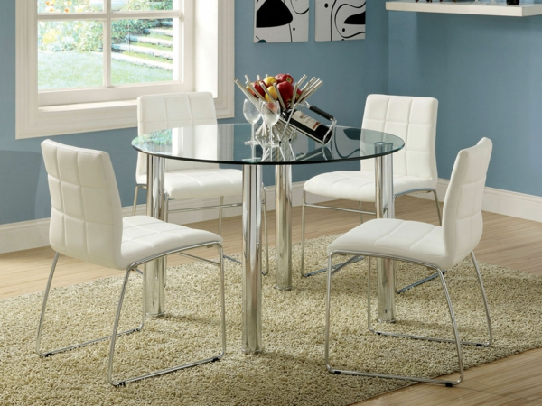 Kitchen Table Sets With High Chairs