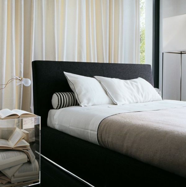 lampen schlafzimmer erhellen sie das ambiente. Black Bedroom Furniture Sets. Home Design Ideas