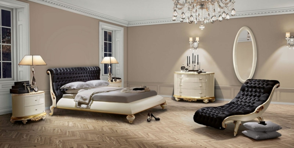 barock m bel sorgen auch heute f r eine charmante einrichtung. Black Bedroom Furniture Sets. Home Design Ideas