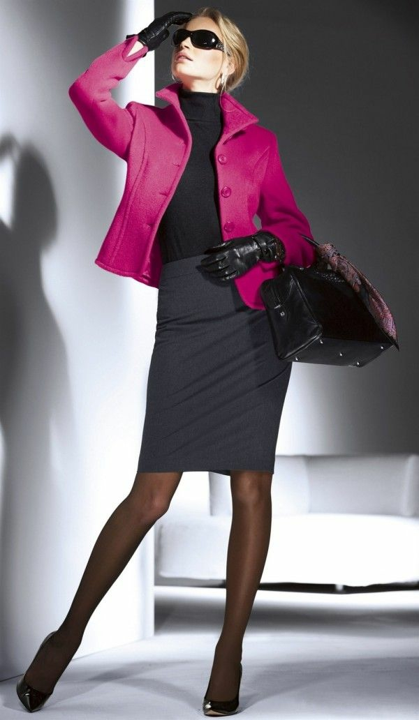 business kleider business outfit frauen Business Mode Damen