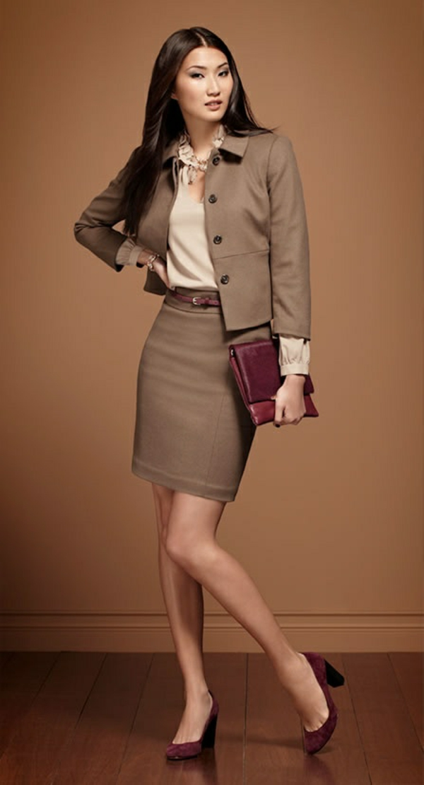 Business Mode Damen business outfit damen