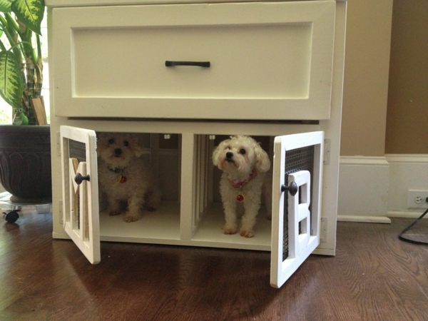 How To Make A Homemade Dog Crate