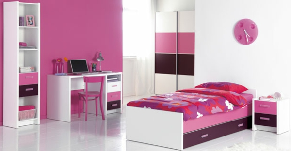 zeitgen ssische kinderzimmergestaltung gem tlichkeit und modernit t. Black Bedroom Furniture Sets. Home Design Ideas