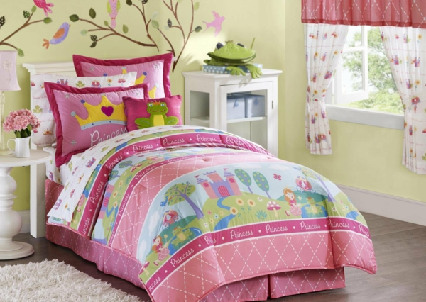 Spring Bedding Sets King With Drapery