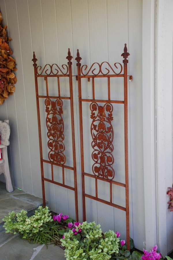 vintage iron garden gates for sale. Black Bedroom Furniture Sets. Home Design Ideas