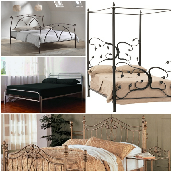 das metallbett ist f r jeden einrichtungsstil passend. Black Bedroom Furniture Sets. Home Design Ideas