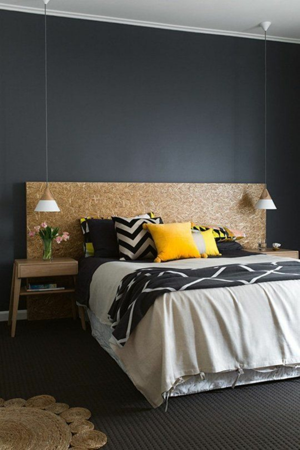 wandlampen schlafzimmer h he inspiration. Black Bedroom Furniture Sets. Home Design Ideas