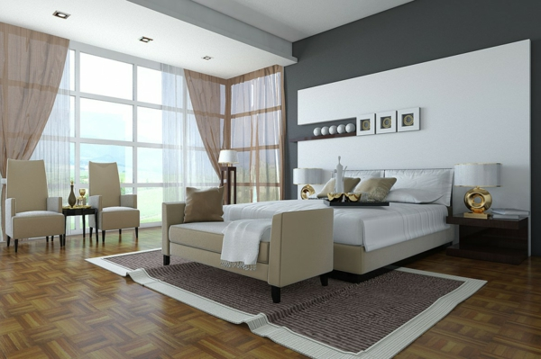 wandfarbe ideen f r die erschaffung ihrer pers nlichen wohnatmospf re. Black Bedroom Furniture Sets. Home Design Ideas