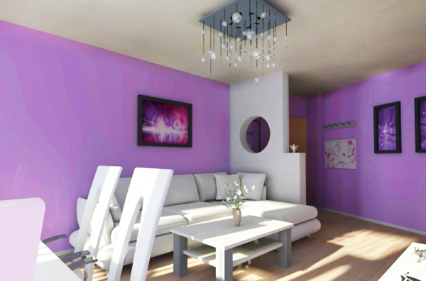 Purple Kitchens Design Ideas