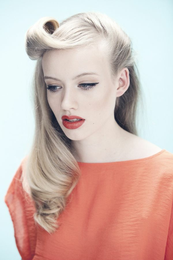 Rockabilly Frisuren Als Absoluter Hairstyl Trend
