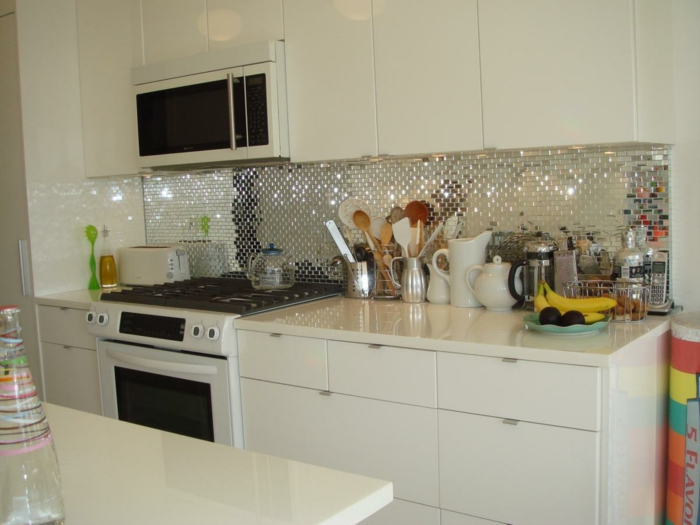 Kitchen Backsplash Mural Design