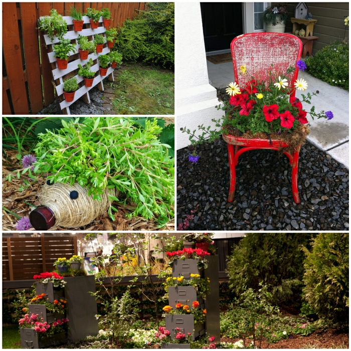 Do it yourself patio ideas - Gartenideen Zum Selbermachen Gartendekoideen Gartenideen Zum Selber