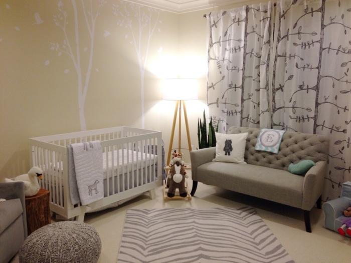 Neutral Baby Rooms Pictures