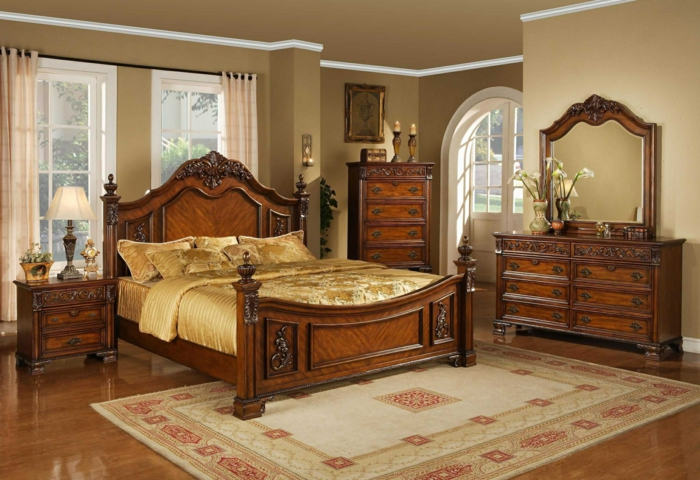 Masterbedroom Bed Sets