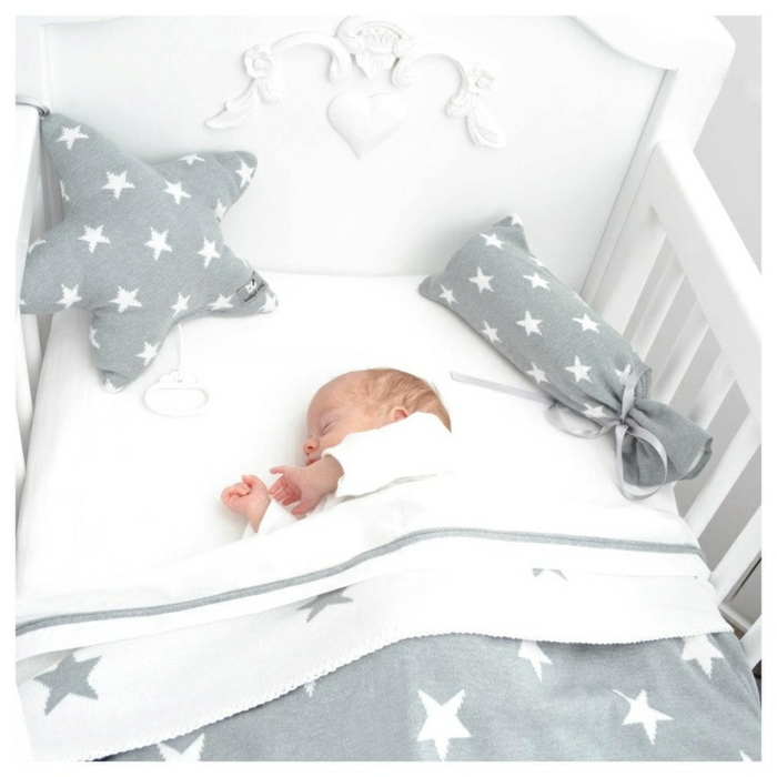Grey Cot Bedding Sets