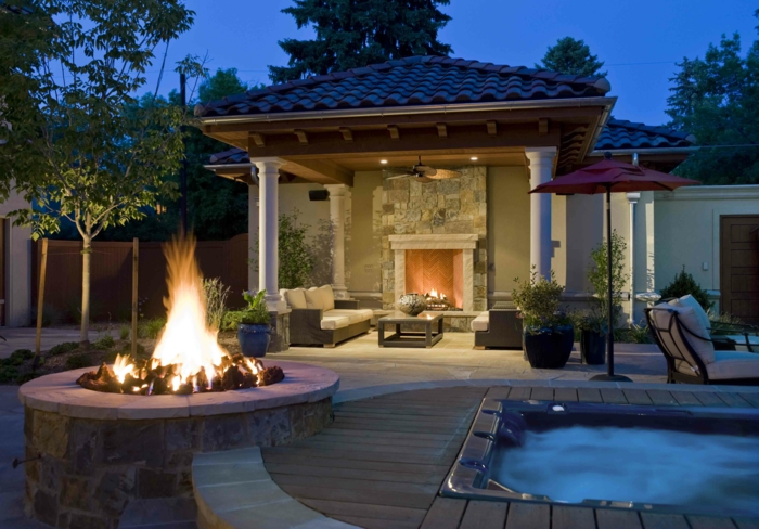 Outdoor Living Rooms Australia