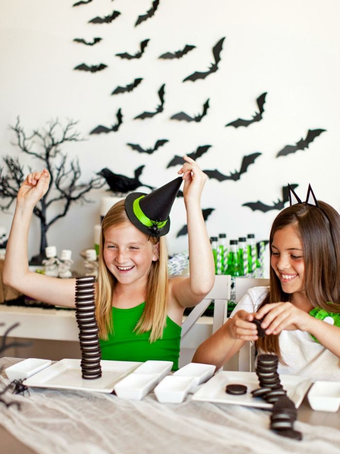 halloween party spiele f r ein kinderfest voller s igkeiten. Black Bedroom Furniture Sets. Home Design Ideas