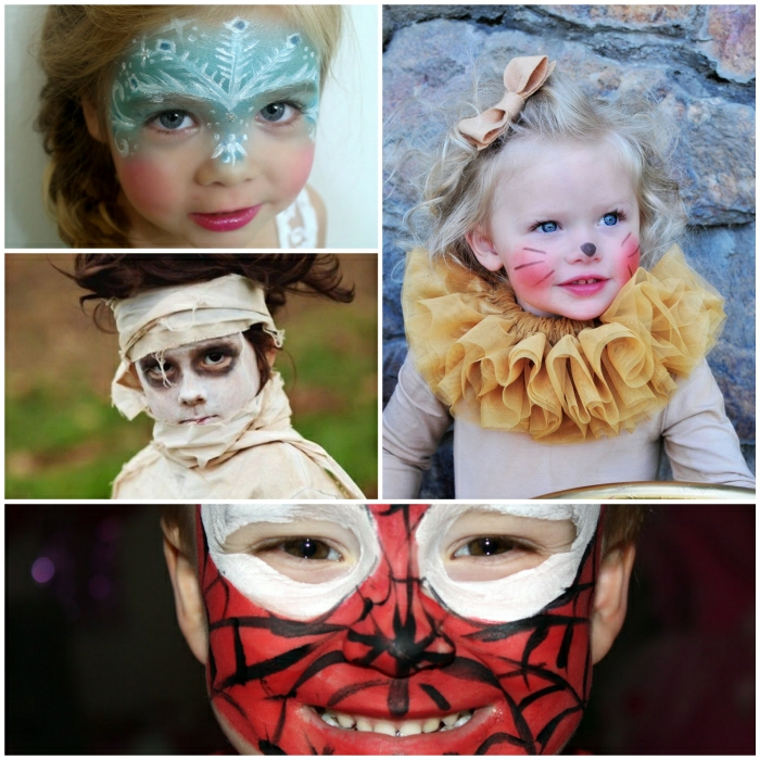 Diy Costume Face Paint