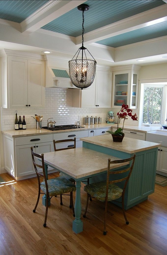 Light Kitchen Island Pendant