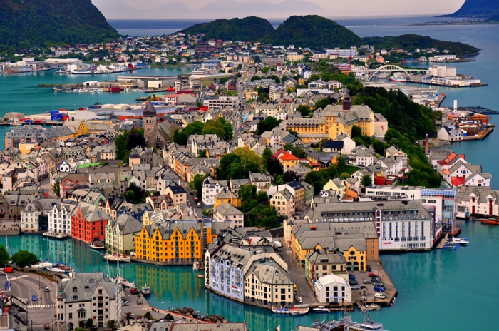 alesund norwegen rundreise traumreise rundreise norwegen