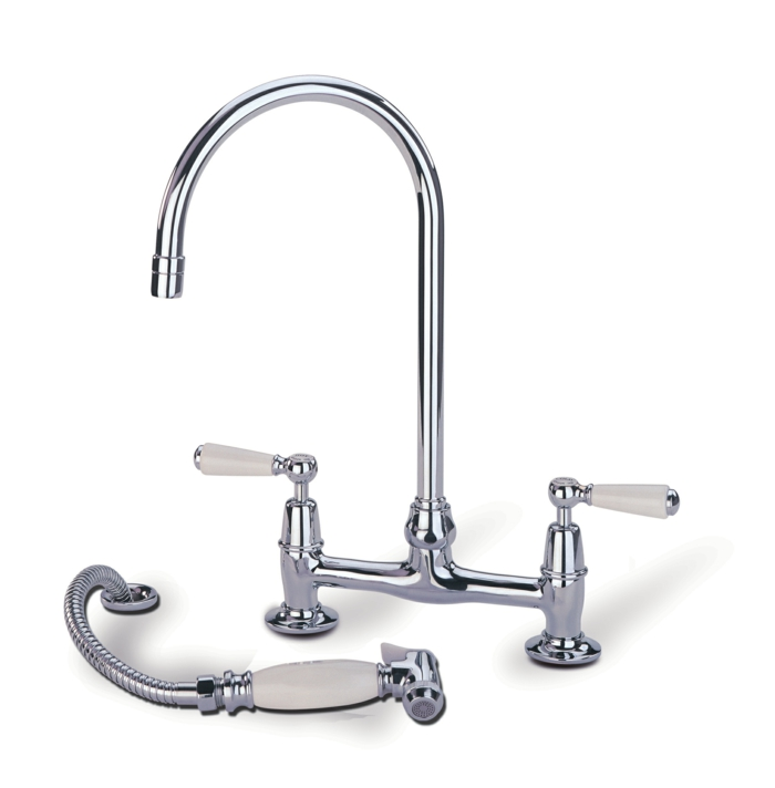 Bridge Kitchen Faucet Rohl