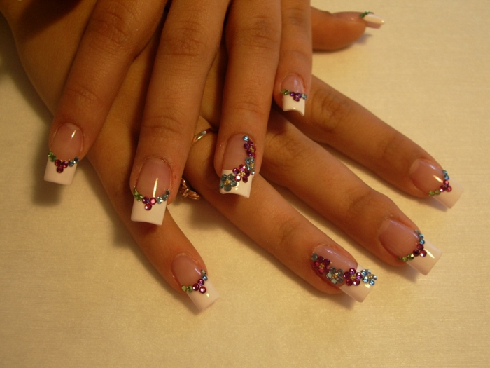 Gel Nail Designs Summer