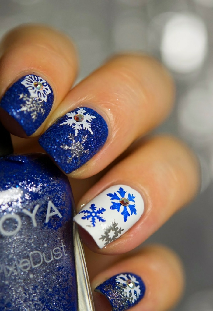 nageldesign winter winternageldesign nageldesign weihnachten