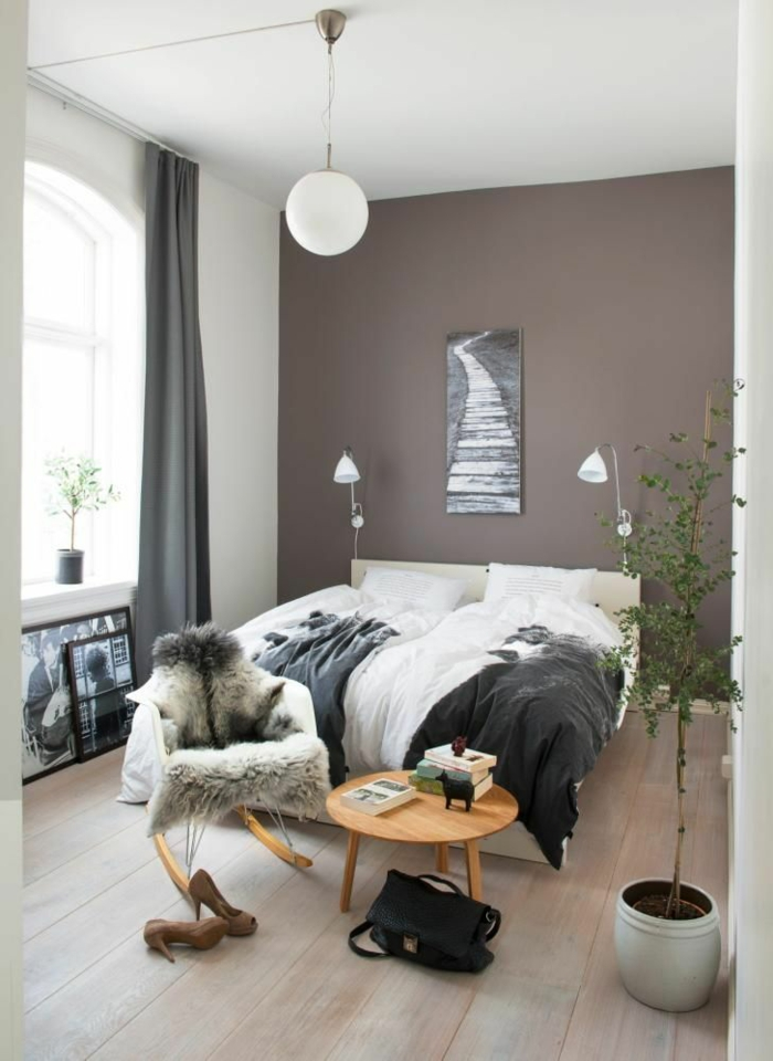 20170124015745 Schlafzimmer Wandfarbe Taupe ~ Easinext.com