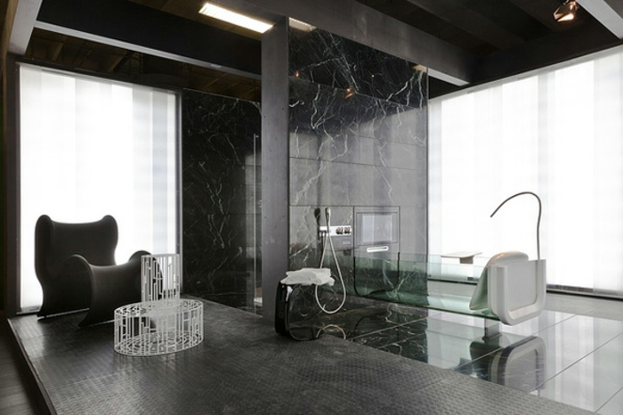 design badewanne wer hat die badewanne versteckt. Black Bedroom Furniture Sets. Home Design Ideas