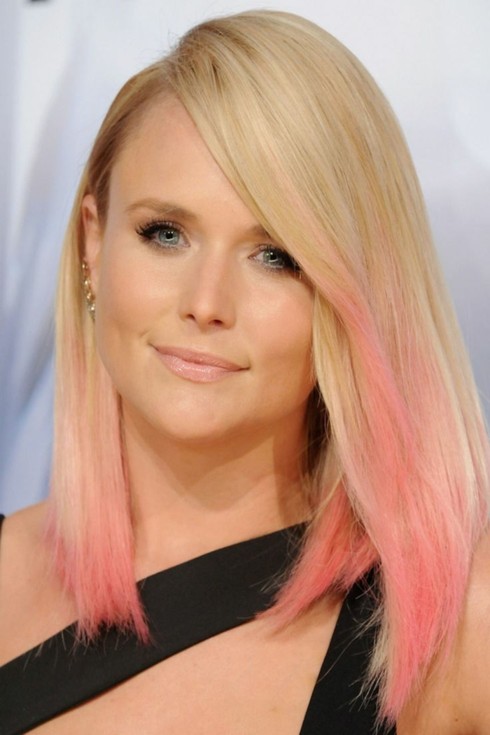 haartrends haarfarben trends moderne frisuren