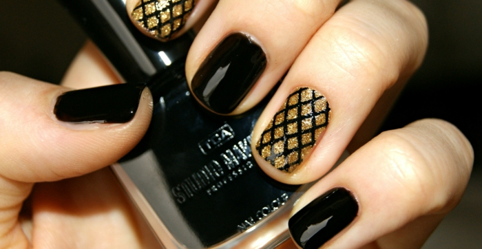 nageldesign schwarz nageldesigns nageldesign bildergalerie