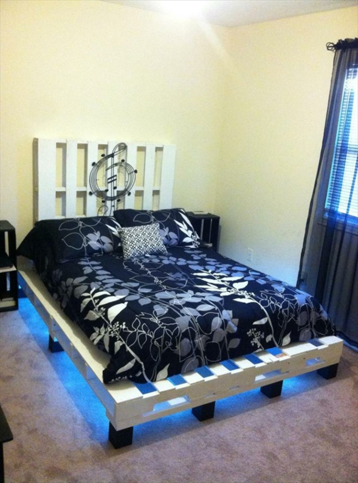 Platform Bed Frame Smaller Than Mattress