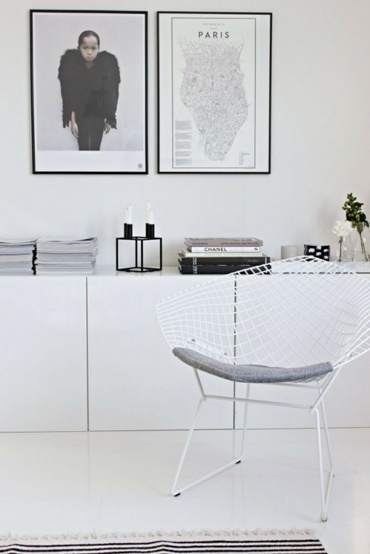Ikea White Living Room Storage