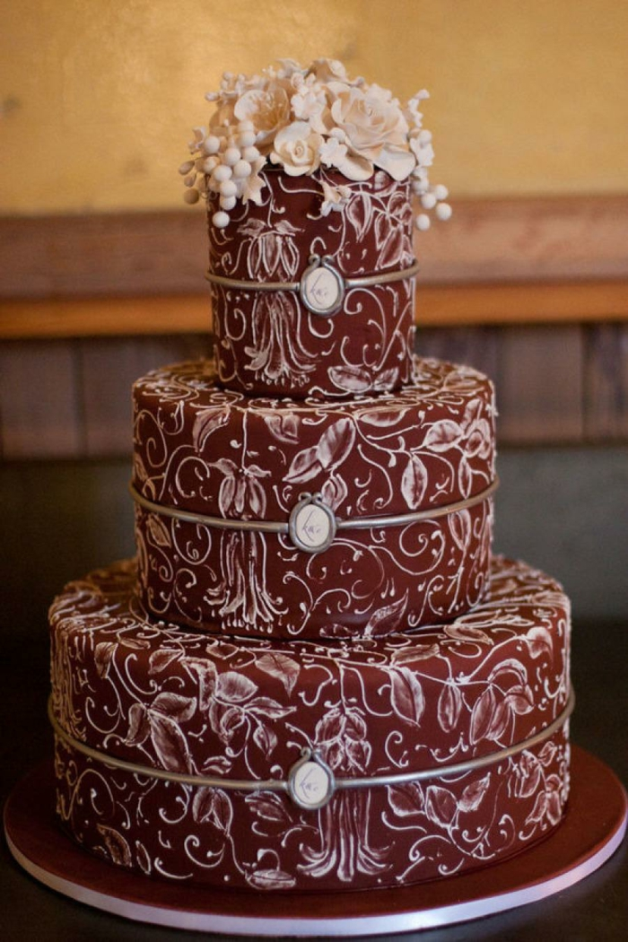 Wedding Cake Romantic