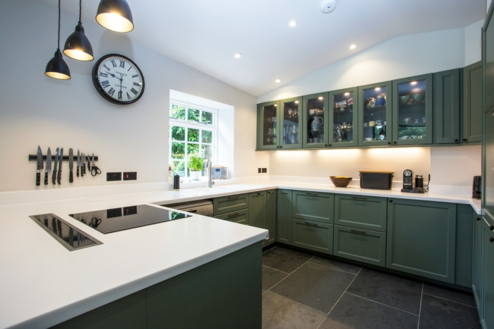 Kitchens With Curved Islands Uk
