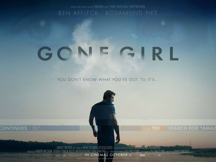 Gone Girl Kinofilme beliebte Filme Top Filme