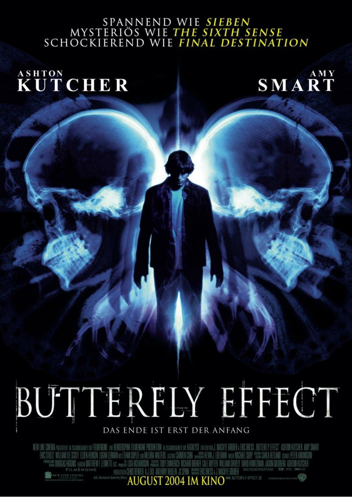 top fime gute filme coole filme butterfly effect