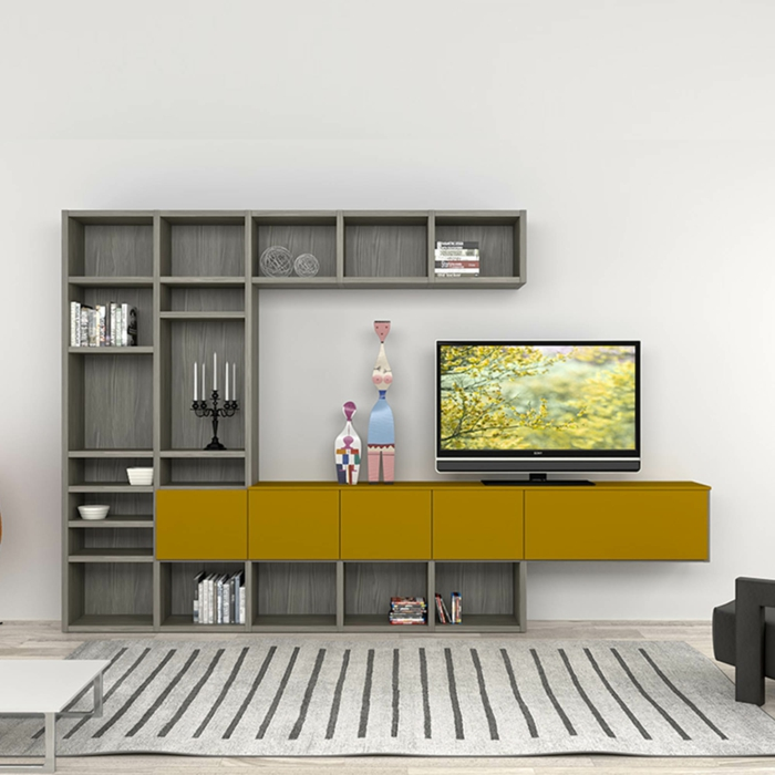 tv w nde f r die perfekte inneneinrichtung. Black Bedroom Furniture Sets. Home Design Ideas