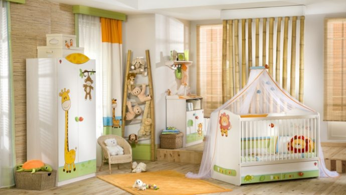 1001 ideen f r kinderzimmer gestalten babyzimmer. Black Bedroom Furniture Sets. Home Design Ideas
